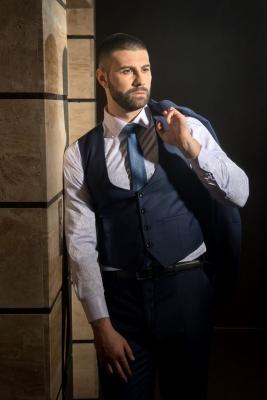 blue slim fit suit trousers jacket waistcoat.jpg