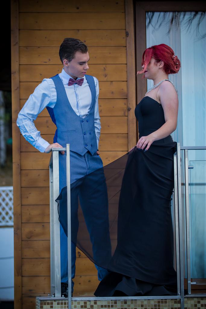 рокля Миа и костюм Александър