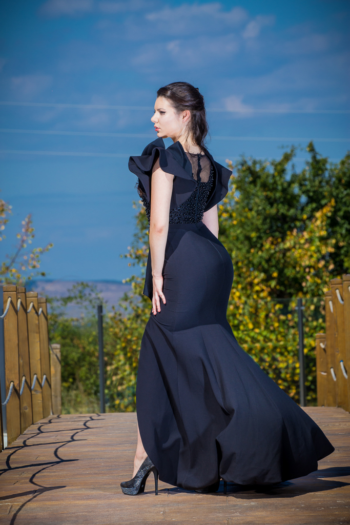 рокля Селест лице