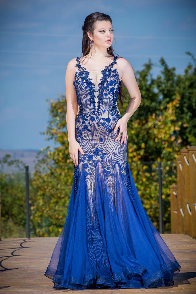 рокля Естел лице