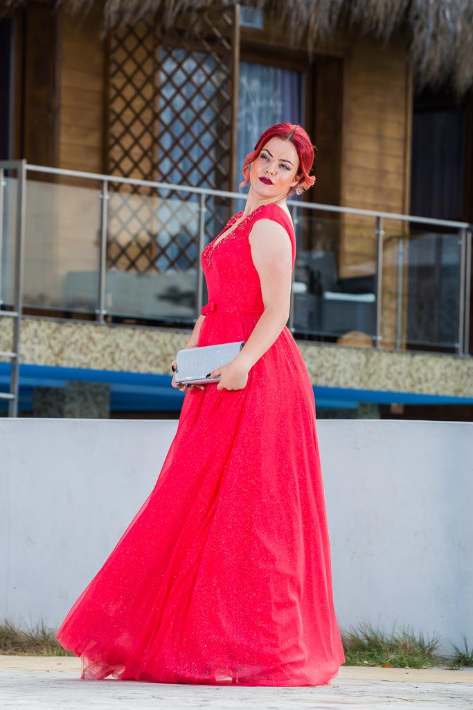 рокля Радостина лице
