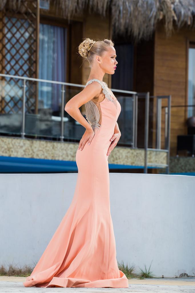 рокля Каолина лице