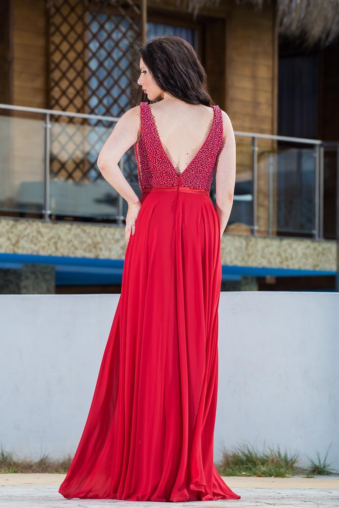 рокля Северина гръб