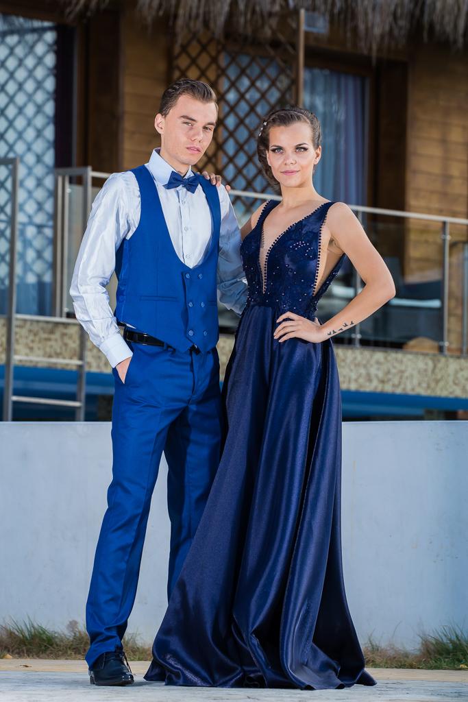 рокля Елица и костюм Теодор
