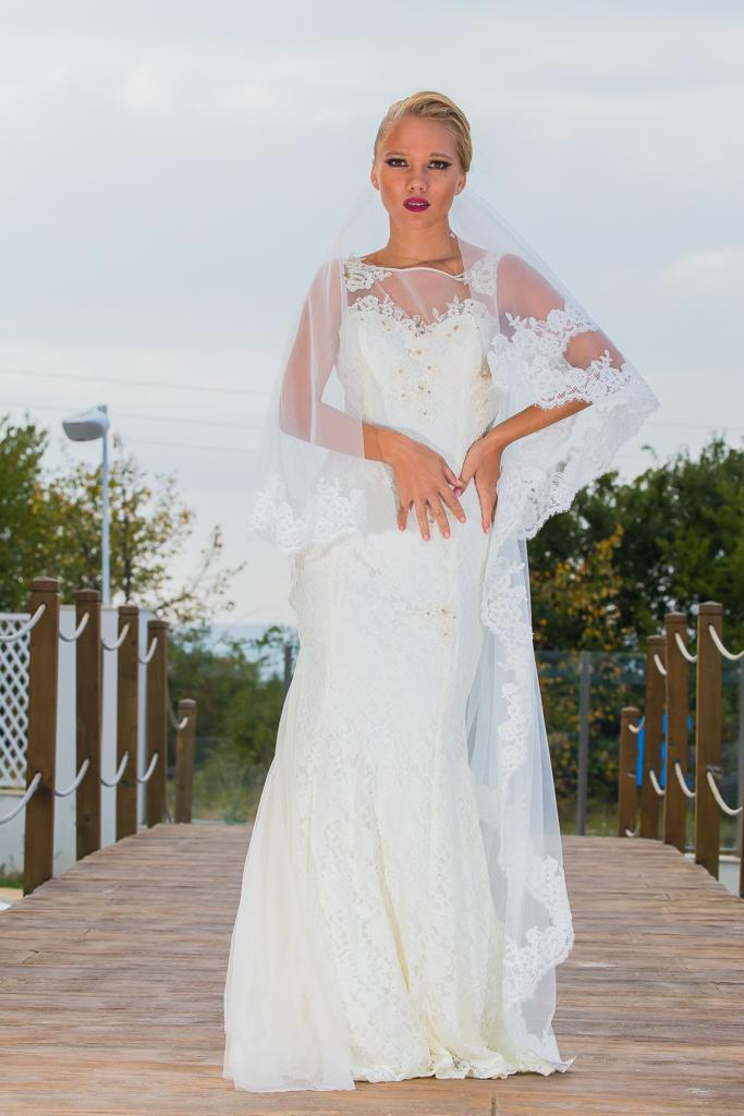 рокля Богдана воал