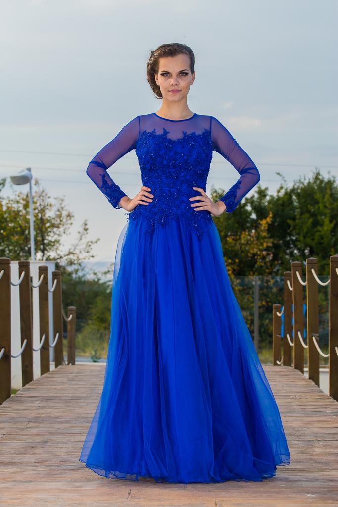 рокля Елизабет лице