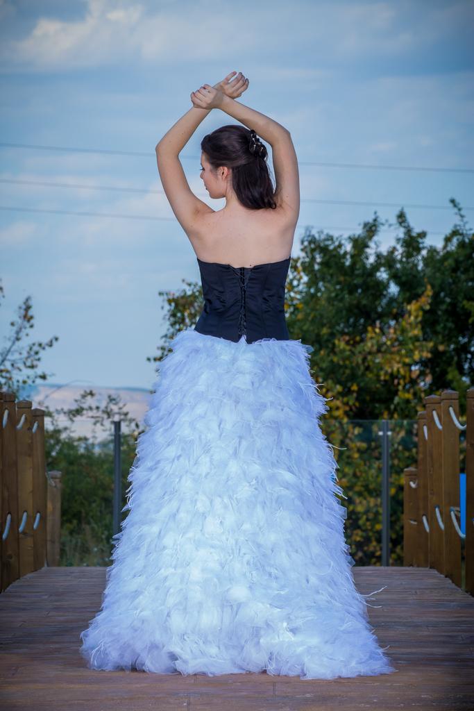 рокля Вера гръб