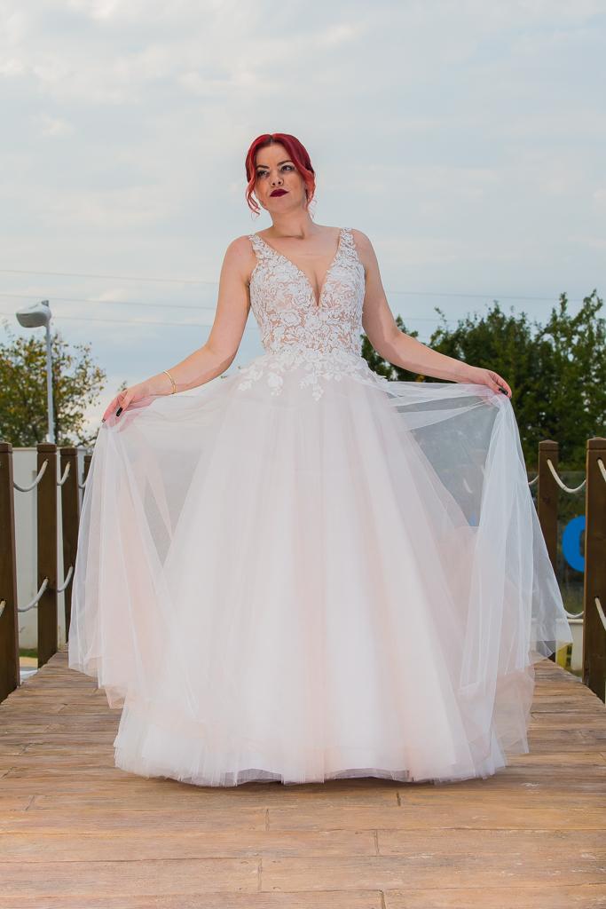 рокля Кристина една