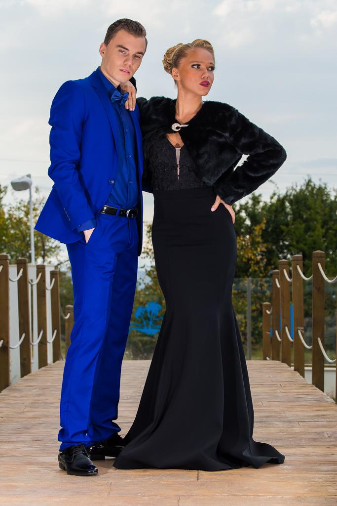рокля Прентис и костюм Валери