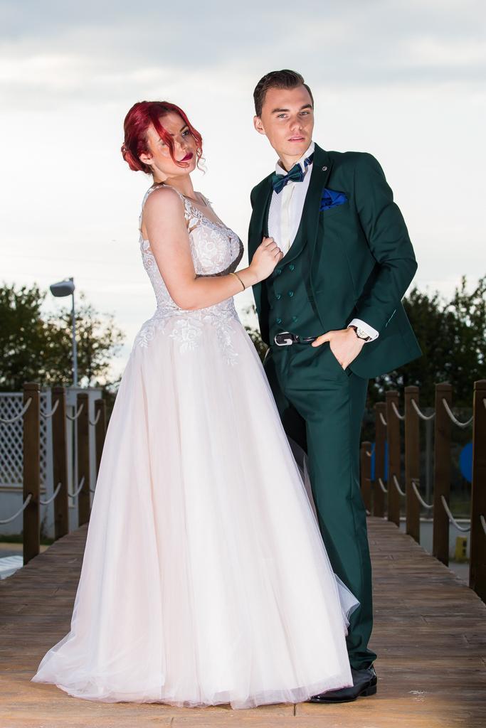 булченска рокля Венера и костюм Мартин