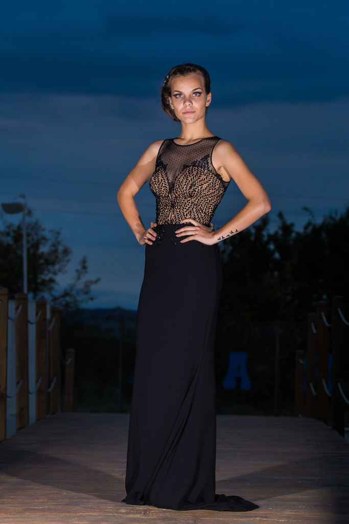 рокля Пенелопе лице