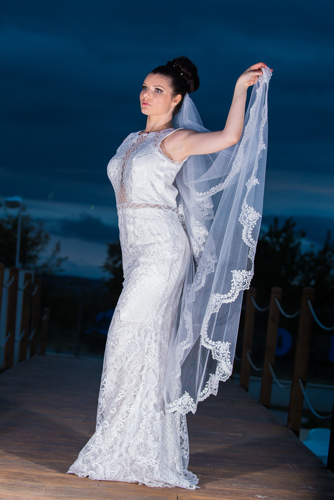 Булченска рокля Виолета