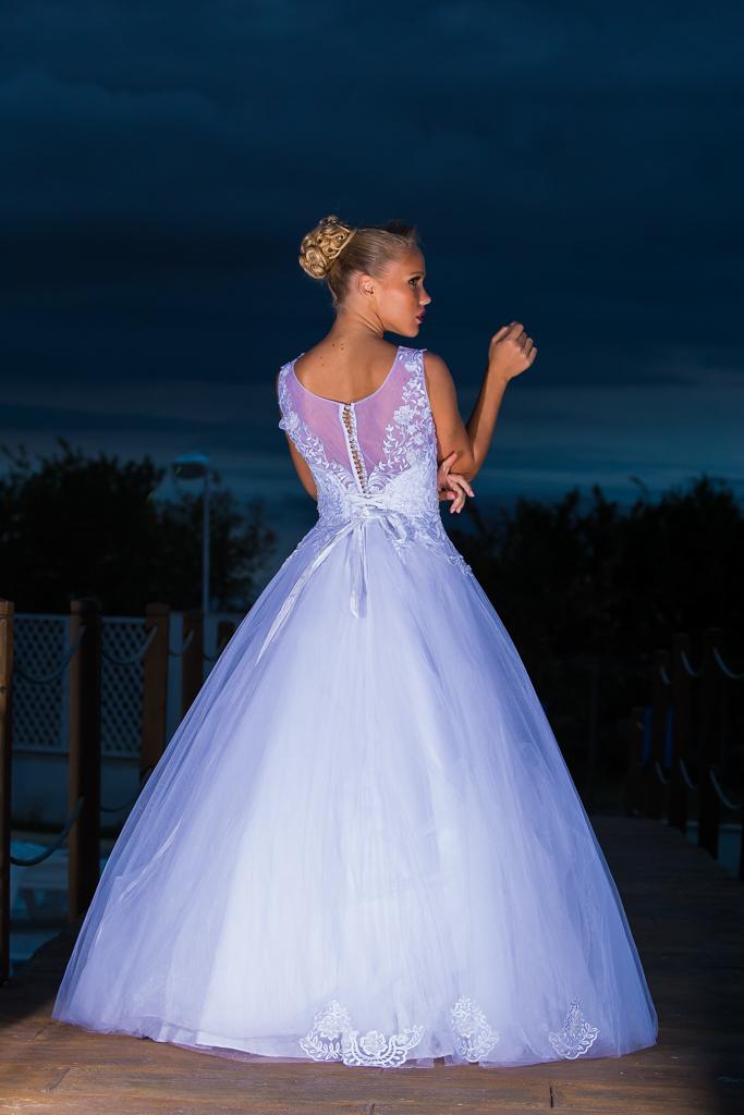 рокля Лолита гръб