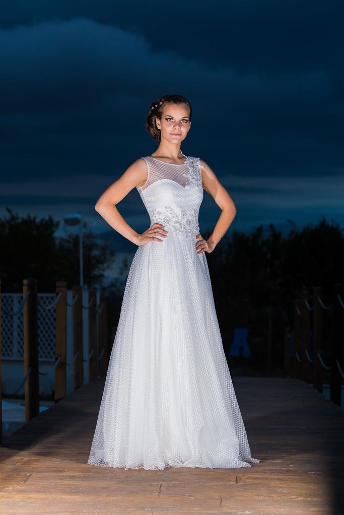 рокля Жана без воал