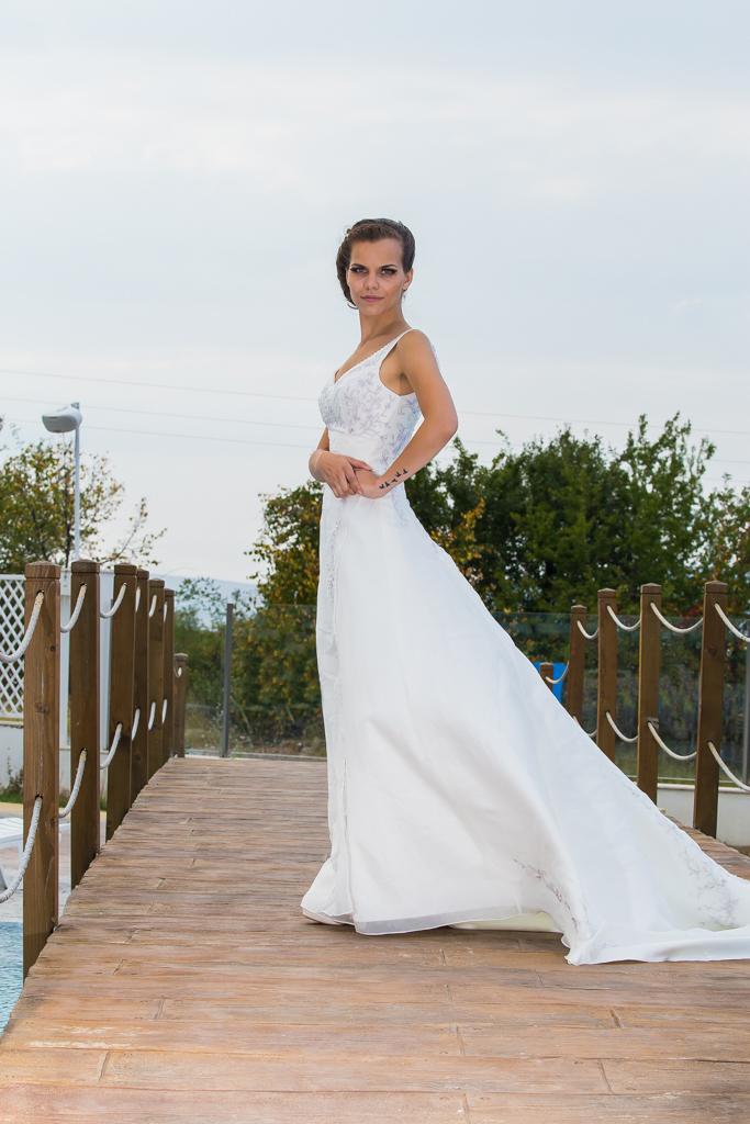 рокля Луиза лице