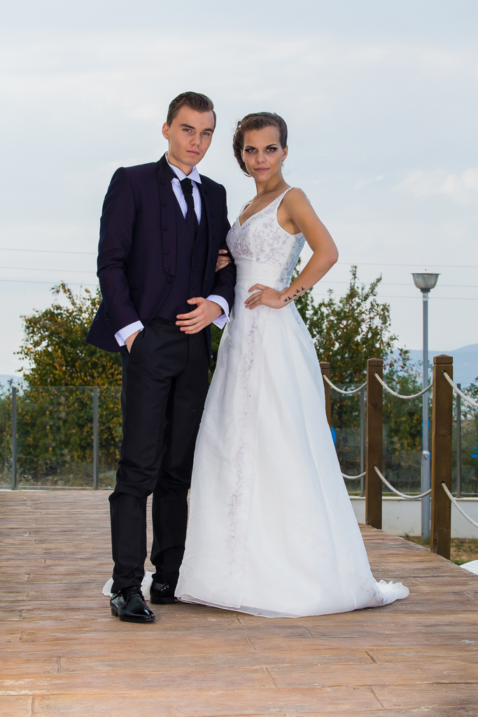 костюм Мирослав и булченска рокля Луиза