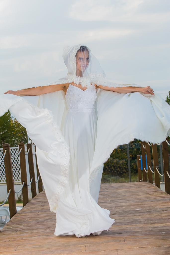 Сватбена рокля Вяра