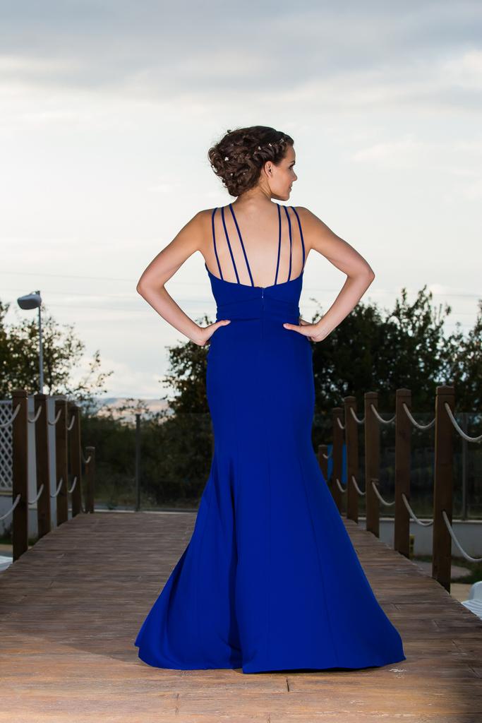 рокля Катерина гръб