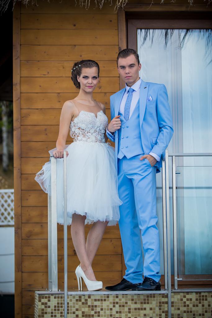 костюм Матео и Мишел
