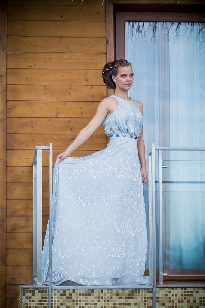 рокля Анабел лице