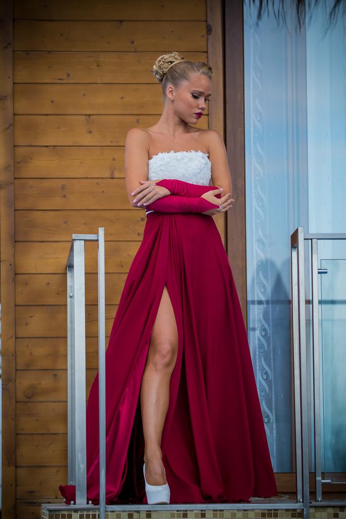 рокля Кармен